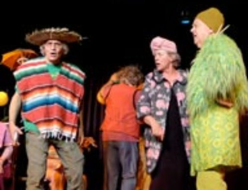 Theater der Erfahrungen – Werkstatt der alten Talente