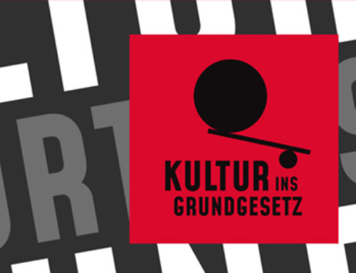 Initiative/Petition – Kunst und Kultur ins Grundgesetz