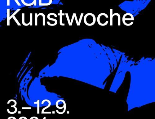 Die KGB-Kunstwoche – 03. bis 12.09.2021