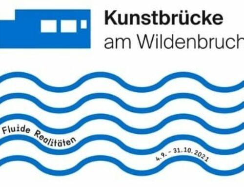 Eröffnung der kommunalen Galerie Kunstbrücke am Wildenbruch